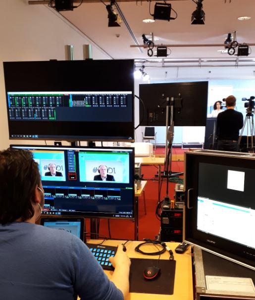 Blick hinter die Kulissen des ersten digitalen Patientenfürsprechertages.