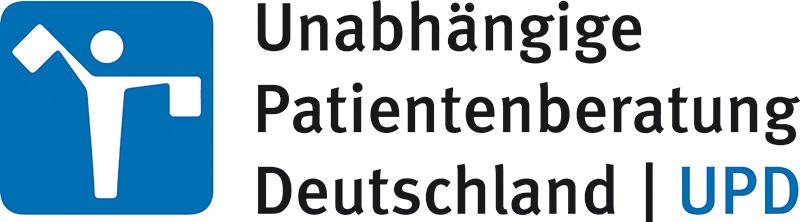 Logo Unabhängige Patientenberatung Deutschland   UPD