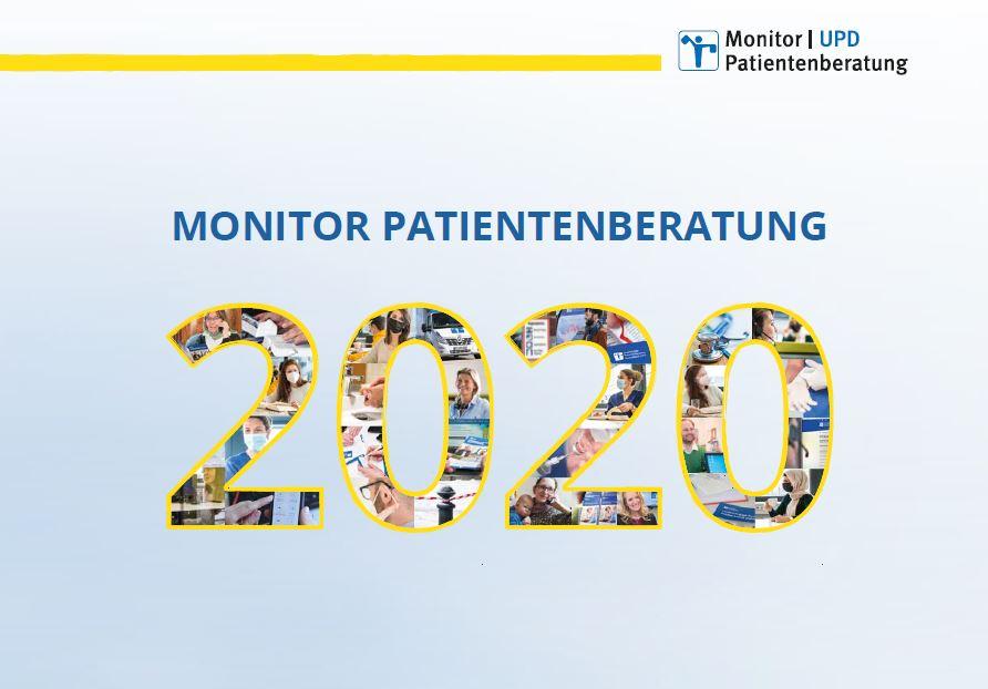 Logo Image Monitor Patientenberatung
