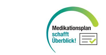 """Logo zu """"Medikationsplan schafft Überblick"""""""